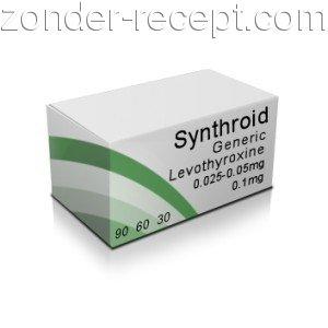 Synthroid Kopen